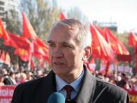 Главный коммунист Запорожья: «От вандалов Ленина спасти удалось, а от власти — нет!»