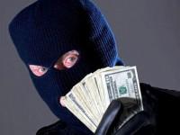 В Запорожье из банка украли 100 тысяч гривен — очевидцы