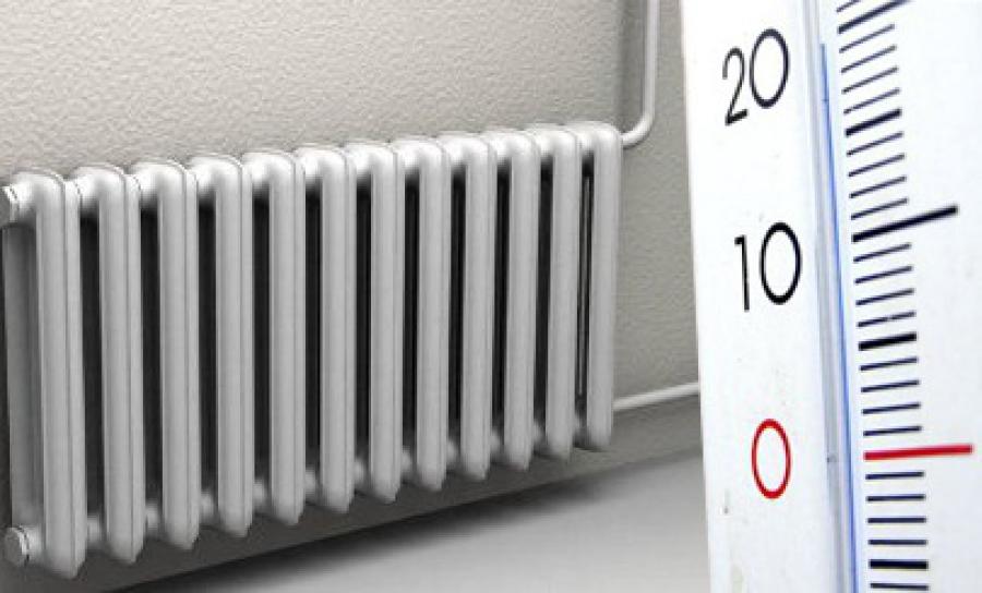 ВЗапорожье отопление включат несразу и немногим