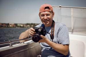 В Запорожье возле Дома печати попрощаются с фотокорреспондентом-добровольцем