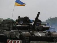 Российским каналам привиделась военная техника в Запорожской области