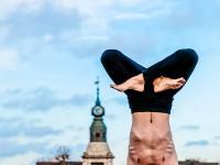 В Запорожье откроется оригинальная фотовыставка, посвященная йоге