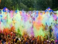 В Запорожье снова состоится фестиваль красок Холли