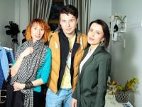 Экс-супруга Александра Сина открыла в столице модный магазин