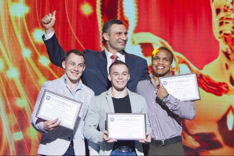 «Герои спортивного года-2015»: стали известны имена наилучших украинских спортсменов