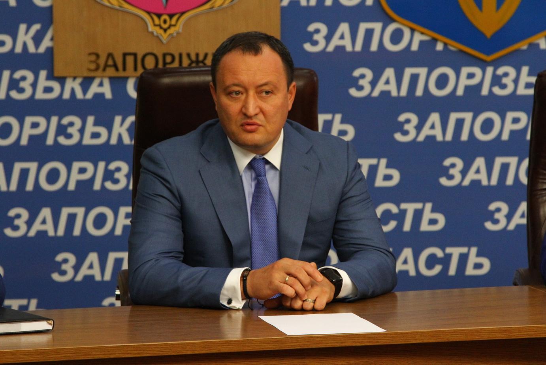 Петр Порошенко принял решение о назначении Константина Брыля на должность главы Запорожского региона