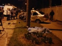 В Запорожье в ДТП погибли отец и дочь — подробности