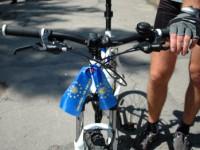 По центру Запорожья проедутся 10 тысяч велосипедистов