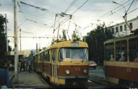 В центре Запорожья восстановят трамвайную остановку
