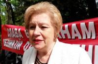 Запорожские коммунисты требуют освободить соратницу