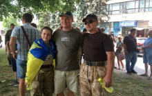 Запорожские военные грозятся устроить бессрочный пикет под Минобороны