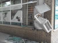 В центре Запорожья возле банка прозвучал взрыв
