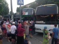 С запорожских прихожан собрали по 500 гривен за поездку на Крестный ход в Киев