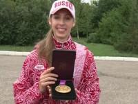 Гимнастка из Запорожья принесла золотую медаль в олимпийскую копилку России