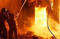В Запорожье двойное убийство пытались скрыть пожаром