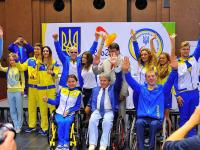 Запорожских паралимпийцев торжественно встретят