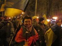 Запорожская волонтер ушла служить в «Азов»