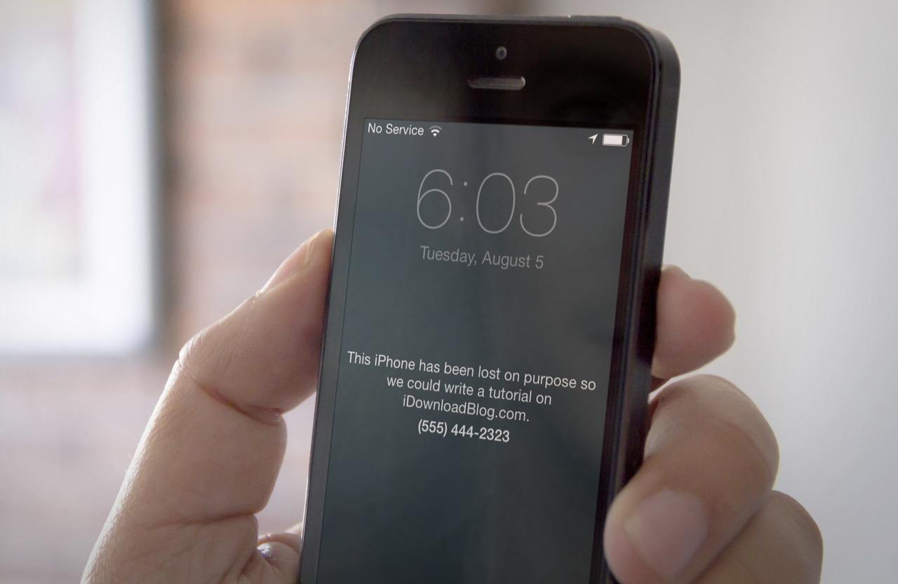 Что делать если украли айфон 6s