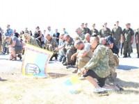 Под Запорожьем перезахоронили бойца два года числившегося неопознанным солдатом в Днепре