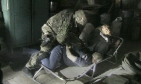 Милиция спасла похищенную супругу уголовного авторитета: появились фото и детали