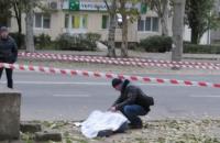 В Мелитополе возле кафе застрелили двоих мужчин