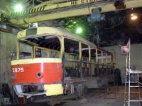 В Запорожье будут производить трамваи