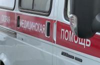 На запорожском заводе пьяный тракторист получил серьезную травму
