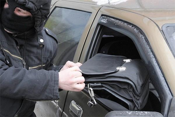 ВЗапорожье изавтомобиля украли 2 млн грн