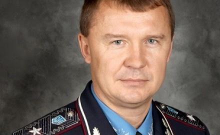 Глава милиции Запорожской области Ольховский уволен