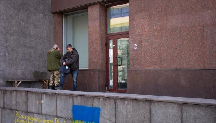 Суд признал, что взрыватели уздания Запорожского облсовета действовали позаказу «ДНР»