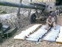 Запорожский артиллерист рассказал о службе с сыном Генпрокурора