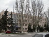 В Запорожье возле райадминистрации повесился мужчина