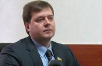 Скандального запорожского депутата засекли на границе с Крымом (Видео)