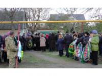 Военный назвал похороны побратима в Мелитополе тайными