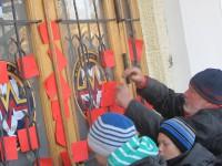 Запорожцы показали Богуслаеву «красную  карточку» (Фото)