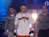 Спортсмен из Запорожской области вышел на ринг в футболке с российским флагом