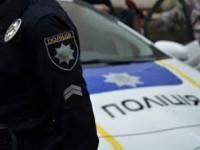 В Запорожье пьяный заводчанин оплевал патрульных и разбил служебное авто