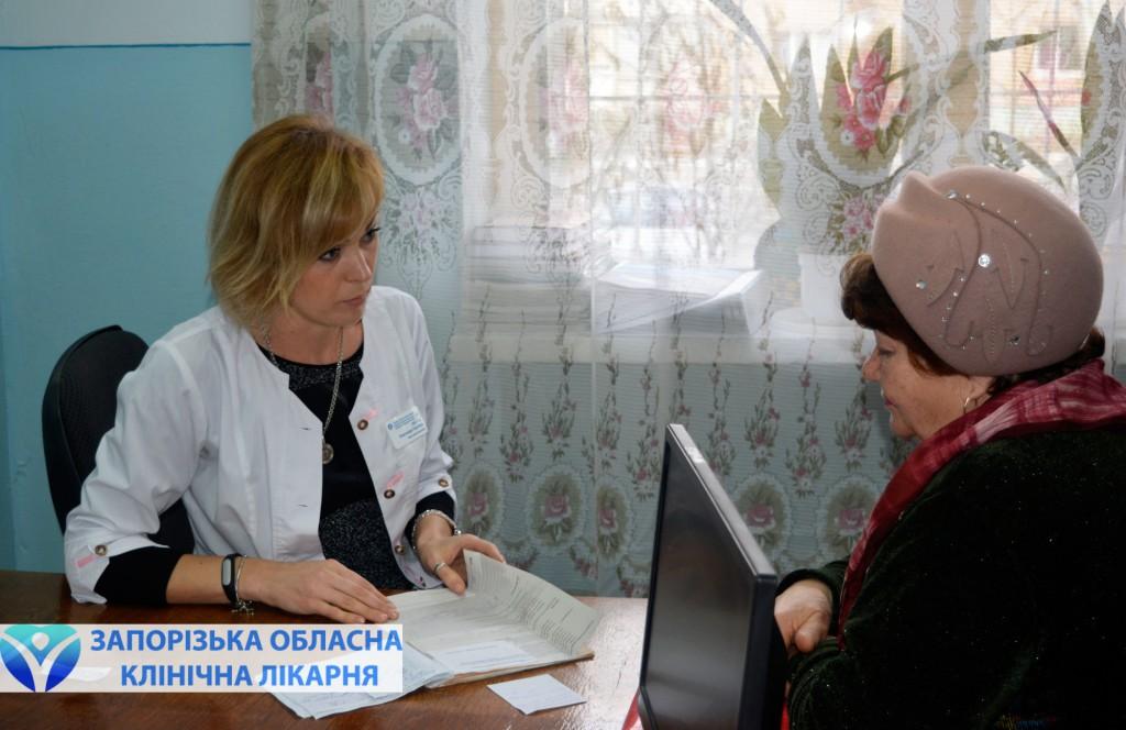 Прием ведет Александра Любина, эндокринный хирург ЗОКБ