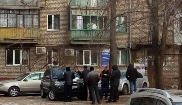 Депутата Запорожской милиции задержали навзятке