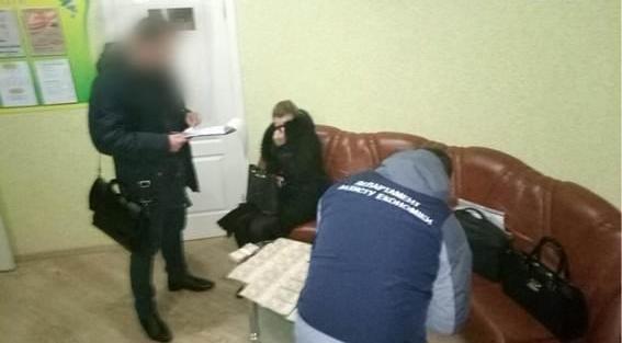 ВЗапорожской области навзятке задержали обвинителя