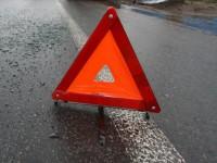 В Запорожской области мотоциклист на мосту врезался в легковушку