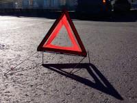 В Запорожье маршрутка сбила девушку на пешеходном переходе