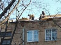В Запорожье строитель обворовал детсад, в котором работал