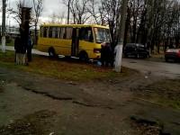 В Запорожской области избирателей подвозят по графику (Фото)