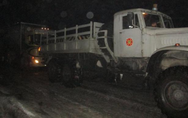 ГСЧС: ВЗапорожской области отнепогоды пострадали неменее 40 человек