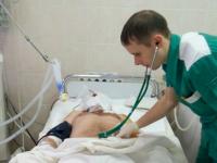 Изуродованного взрывом военного из Запорожской области не узнала родная мать