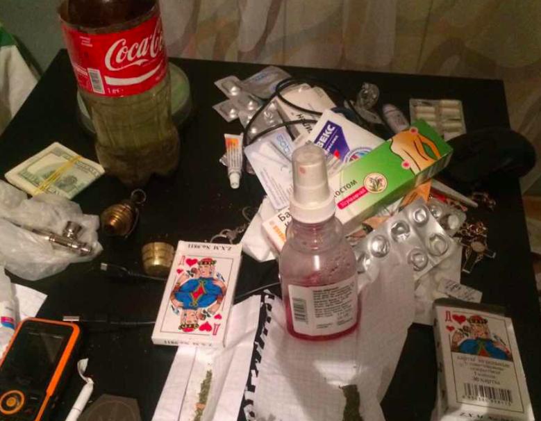 Служащих запорожской прокуратуры задержали за реализацию иупотребление наркотиков