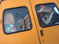 Жительница Запорожской области получила перелом, пытаясь сесть в маршрутку