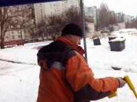 Жильцы запорожской многоэтажки сдали патрульным пьяного газовщика