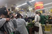 В запорожский супермаркет приехал новый «Ревизор»